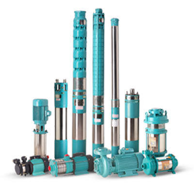 ideal submersible pump